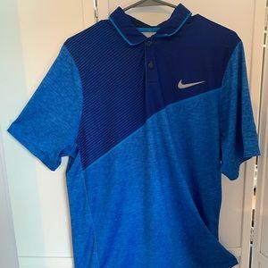 Nike Golf dry-fit tour performance shirt